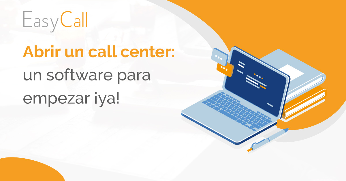 Abrir un call center