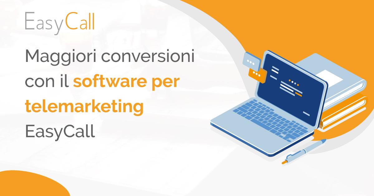 software per telemarketing
