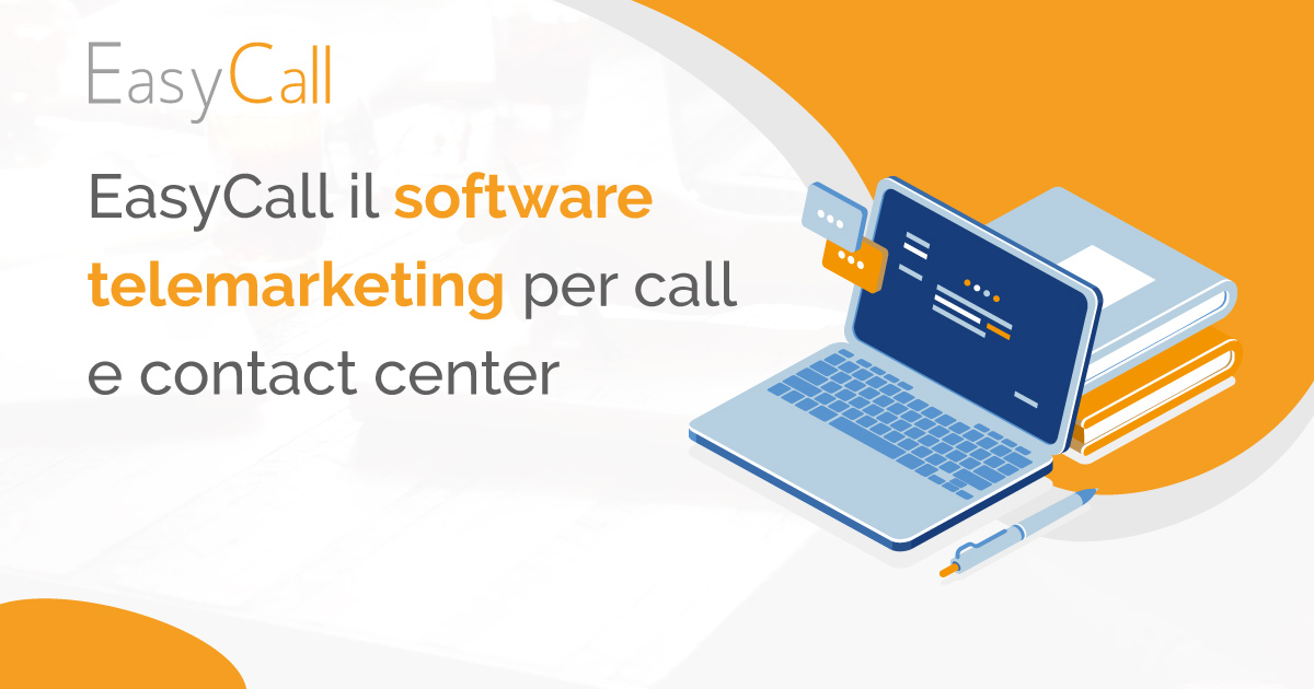 software telemarketing per call e contact center
