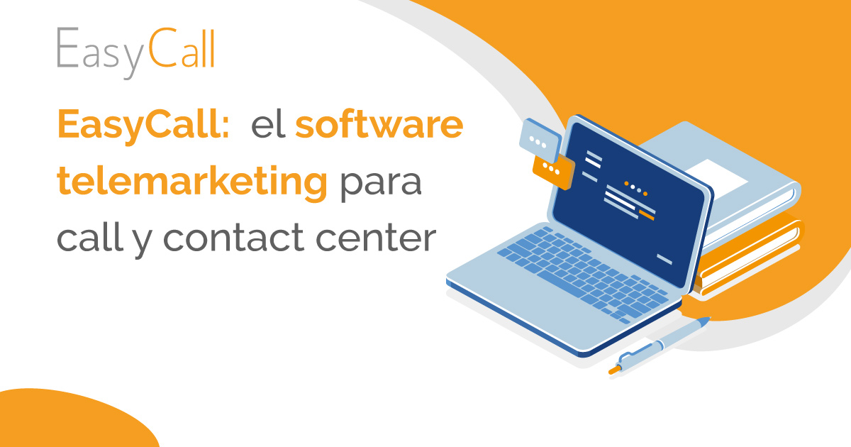 Software telemarketing para call y contact center